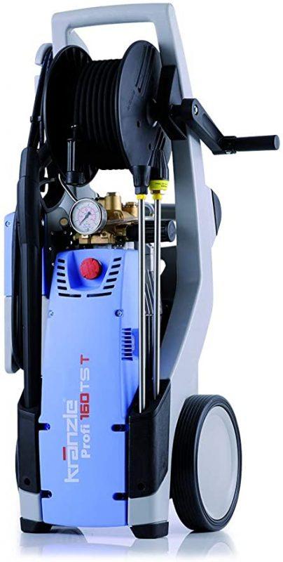 Profi 195Tst: le nettoyeur haute pression Kranzle le plus puissant